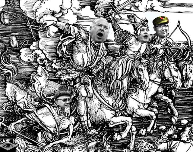 Cartea Apocalipsei după Ion Ilici Iliescu