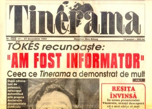 Sursa: Tinerama (21-27 decembrie 1994)