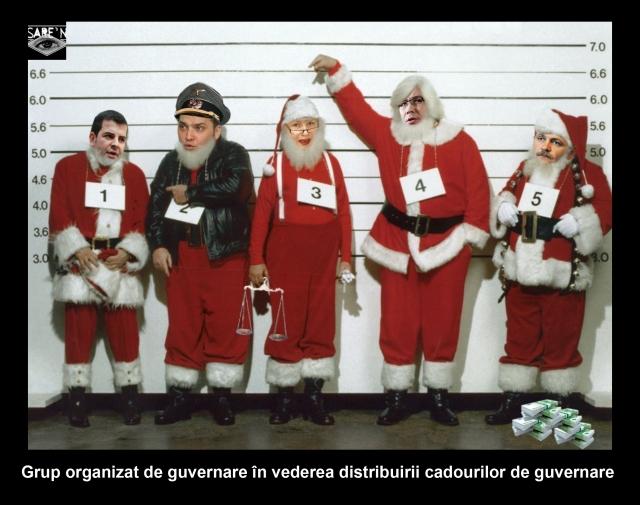 Guvernul Romaniei nu e Mos Craciun