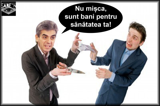 Nicolaescu fura