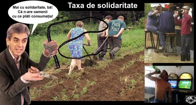 taxa de solidaritate