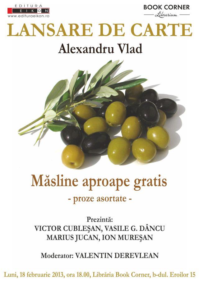 afis Masline Vlad