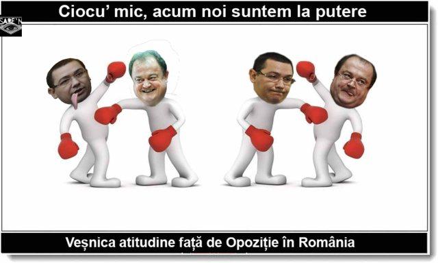 opozitie
