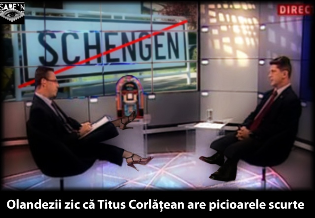 Titus Corlatean - minciuna are picioare scurte