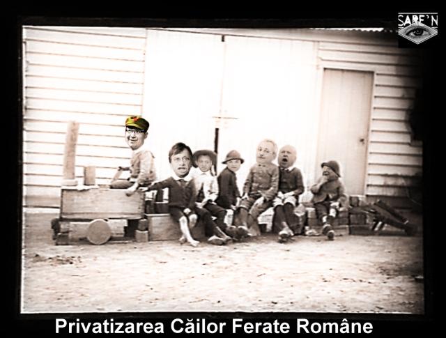 caile ferate romane