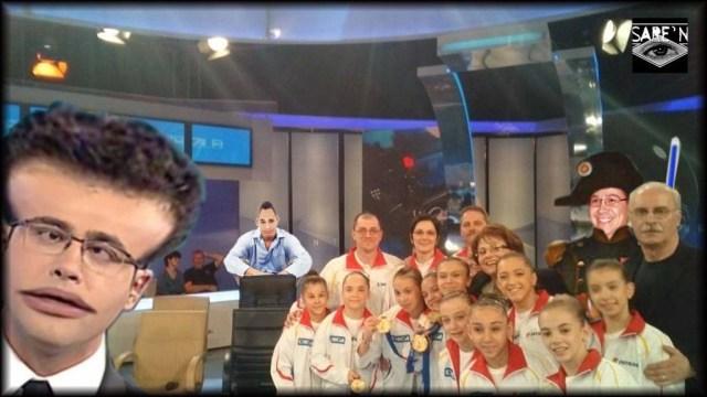 gadea selfie cu olimpicii