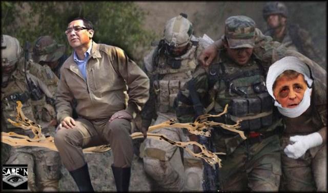 Marea evacuare din Kandahar. O fi tras Vasile Roaită sirena.