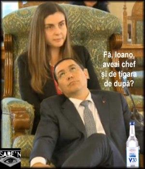Ponta cu Petrescu