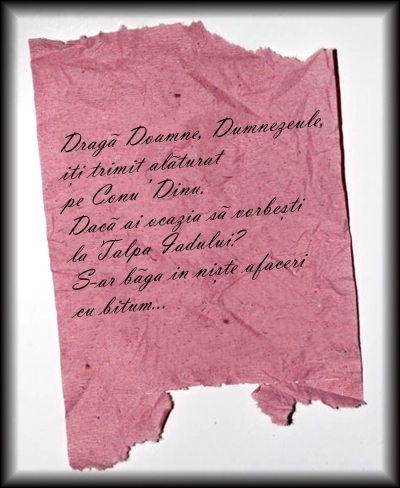 bilet roz