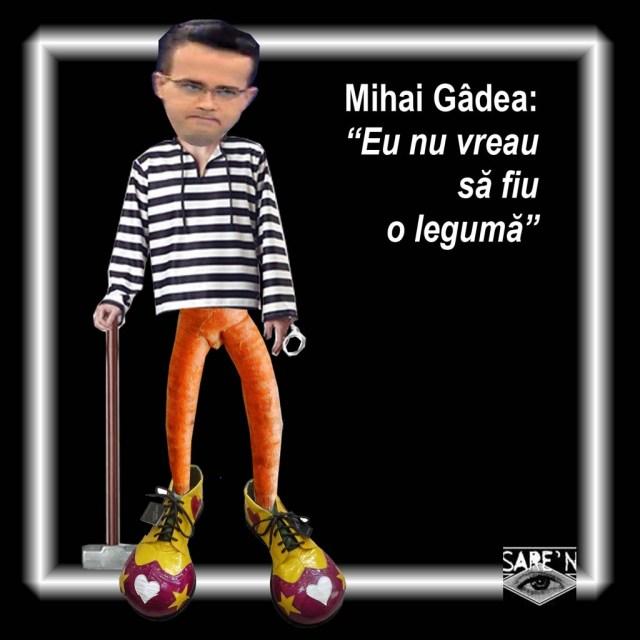 Mihai Gâdea a venit la Curtea de Apel București să-i susțină chiloții lui Dan Voiculescu (și Badea la fel)