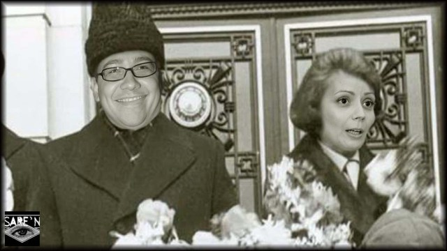 Ponta si Daciana ca Ceausestii
