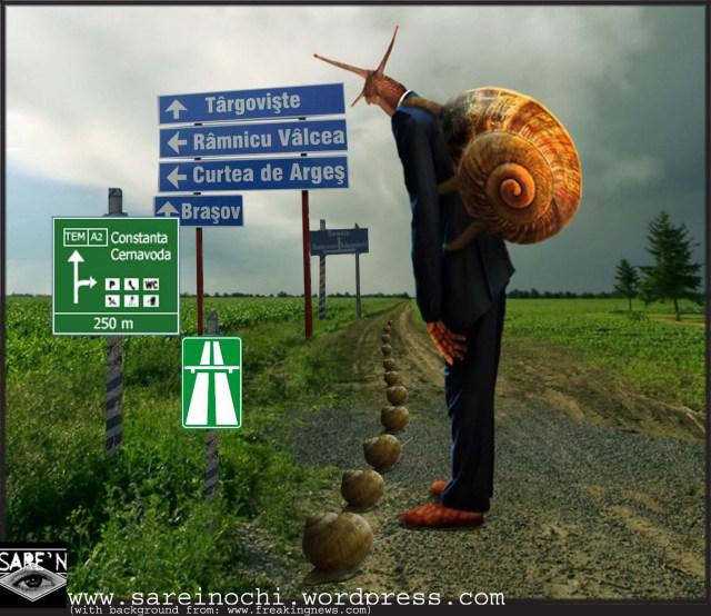 autostrada melcului